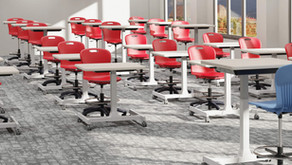 NEW Room to Move® Series Sit-to-Stand Workstations