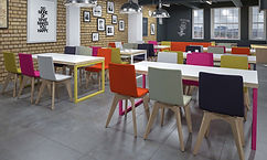 Trade West Restaurant Seating