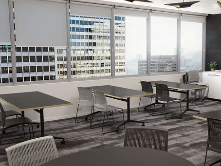 Agile Learning Spaces by Trade West