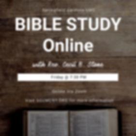 Copy of Bible Study Instagram Post templ