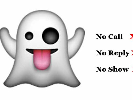 Ghosted- The new trend in the workplace