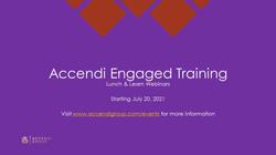 Accendi Engaged Training