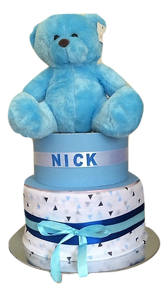 Big Ted 2 Tier Cake