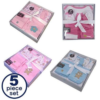 Baby 5pcs gift sets