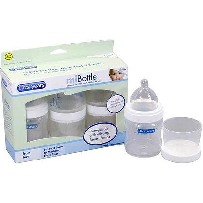 First Year Mi Bottle 3 pack 150ml
