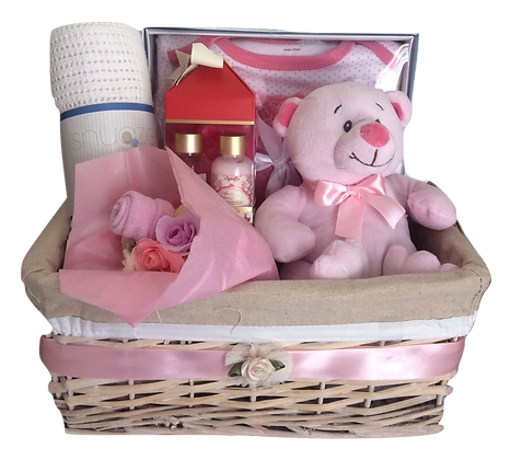 Layla - Mum & Bubs basket