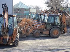 Heavy Equipment Rental Kingston