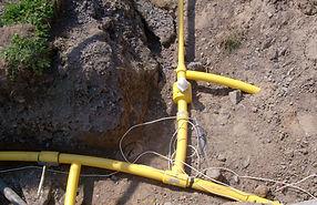 Gas Service Installation