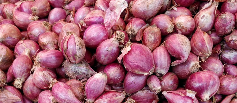 [Flavor Friday] Shallot