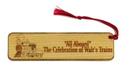 Walt Disney Trains Bookmark