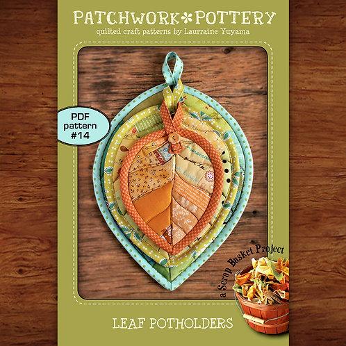 Leaf Potholders