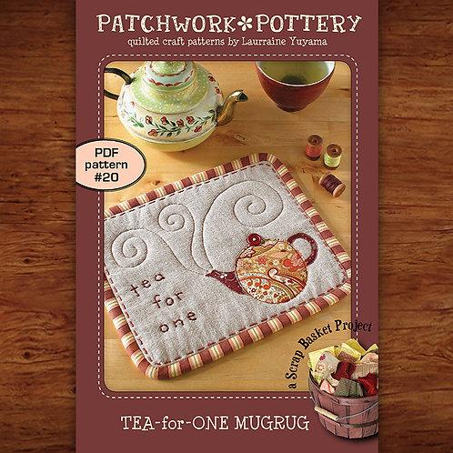 Tea-for-One MugRug