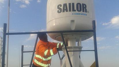 Sailor TVRO Namibia