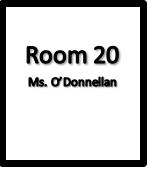 Room 20, Ms Donnellan
