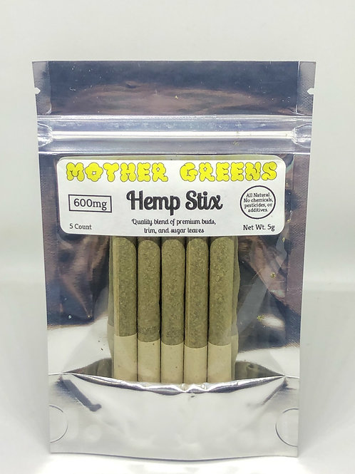All Natural Hemp Stix