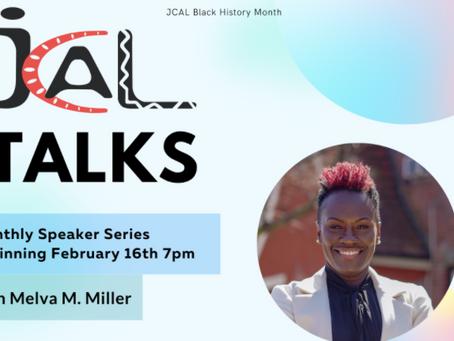 Introducing a New Free JCAL Program: JCAL TALKS!