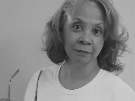 """Get to know Brenda Jones, the Playwright/Moderator of """"Meet the Playwright"""""""