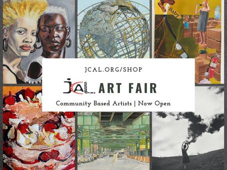 JCAL Art Fair is now open!