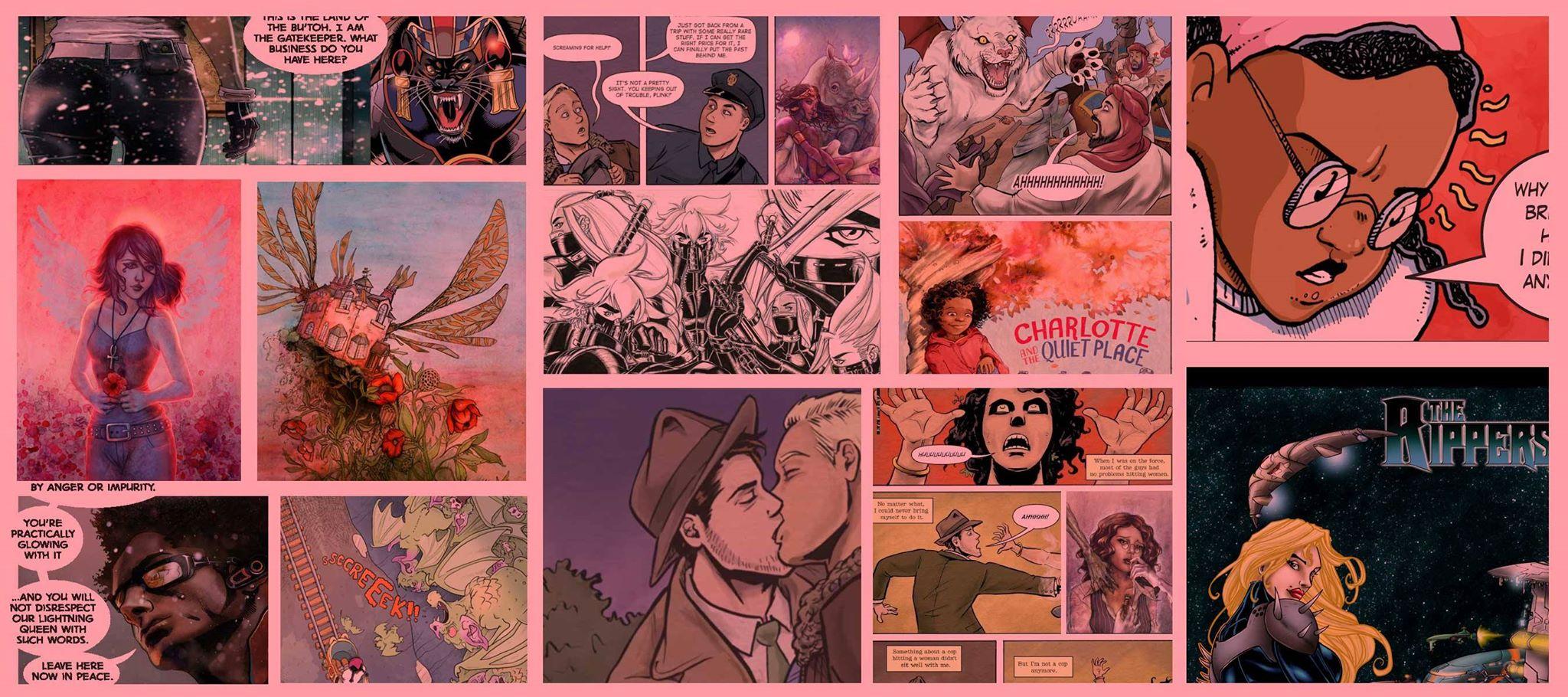 Women in Comics Collective International