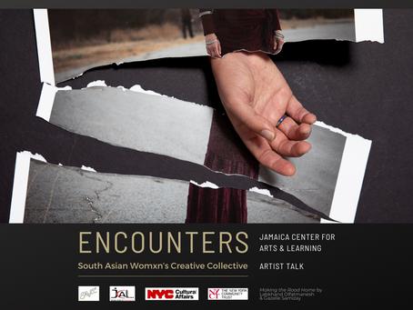 """JCAL announces """"Encounters"""""""