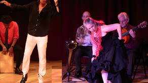 This week at JCAL! Flamenco Latino event and more