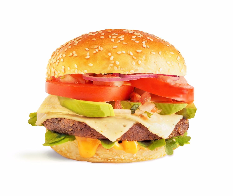 Nutburg Holy Mole Burger