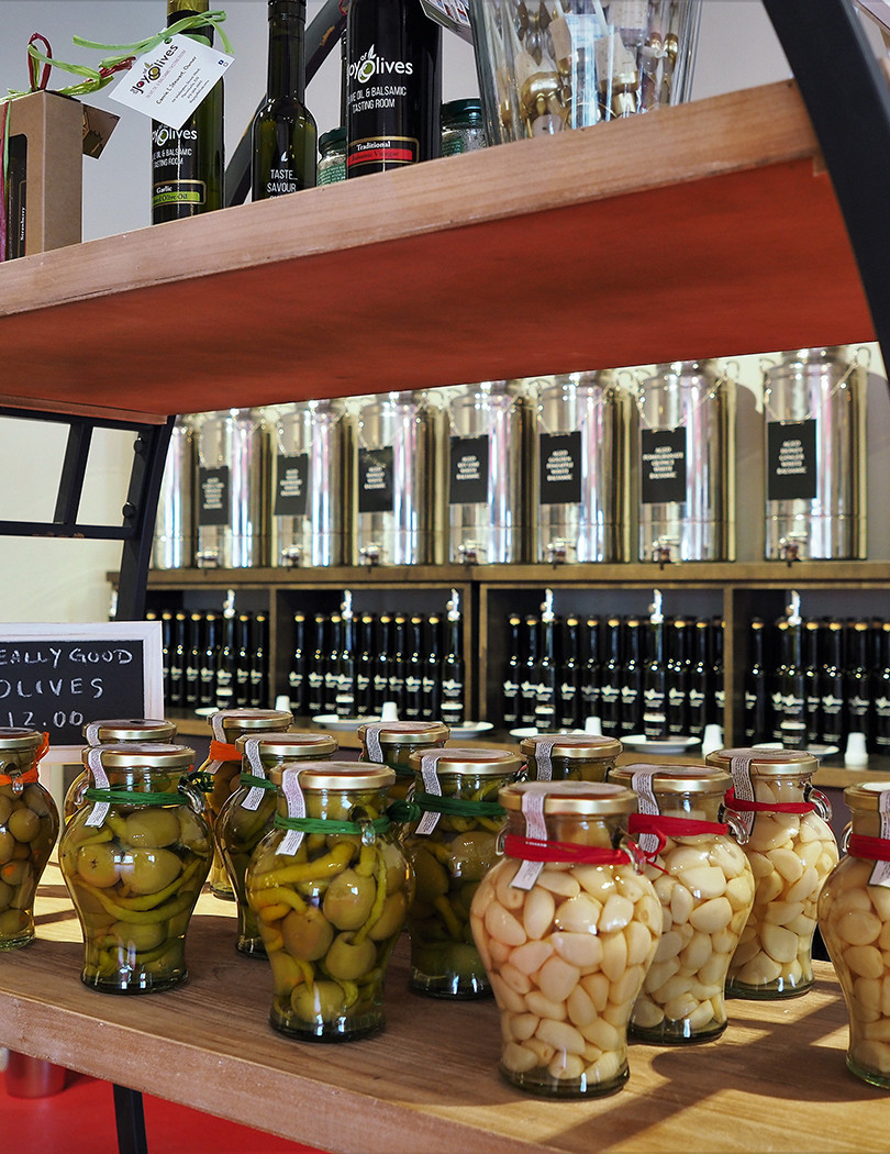 The Joy Of Olives