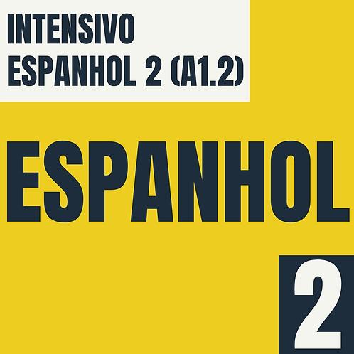 Espanhol 2 (A1.2)