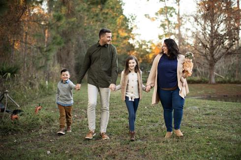 Family Photograph Ormond Beach