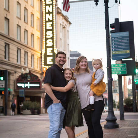The Anderson Family | Family Photos