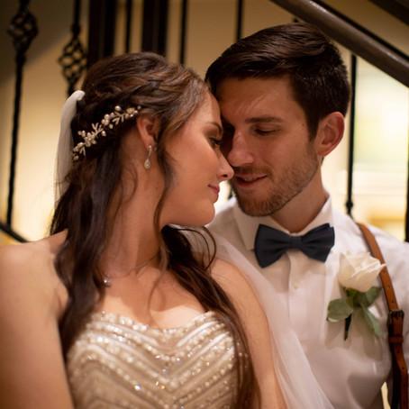 Tyler & Jessica Burkett | Wedding