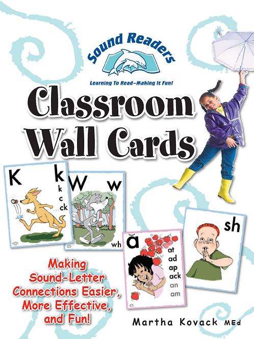 K-2 Classroom Wall Cards