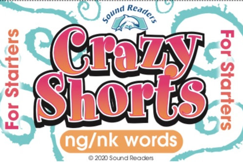 "-ng/nk words - ""Crazy Cards for Starters"""