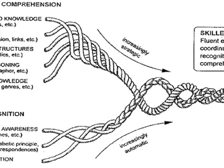 Scarborough's Reading Rope - The Many Strands of Skilled Reading
