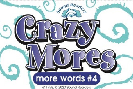 DOWNLOAD Crazy Mores Deck #4 to Print, Cut & Play!
