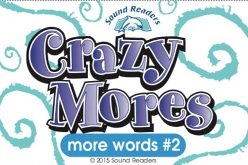 DOWNLOAD Crazy Mores Deck #2 to Print, Cut & Play!