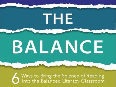 Hear Ye! Hear Ye! The Massive Shift in Balanced Literacy Thinking Has Begun!