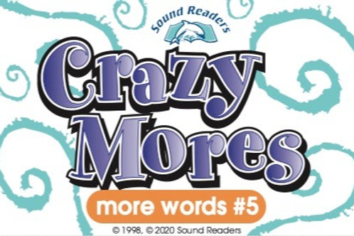 DOWNLOAD Crazy Mores Deck #5 to Print, Cut & Play!