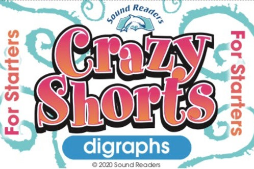 "digraphs - ""Crazy Cards for Starters"""