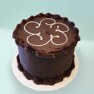 Chocolate Rasberry Ganache (Sacher Torte)