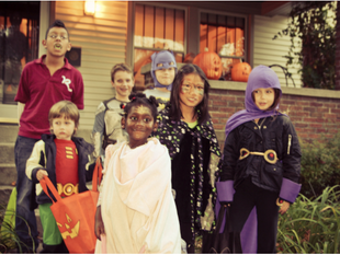 5 Simple DIY Halloween Costume Ideas for Kids for Under $25