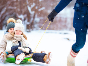 5 Ways to Encourage Physical Activity This Winter With Your Kids