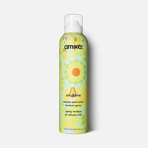 AMIKA - undone volume + matte texture spray
