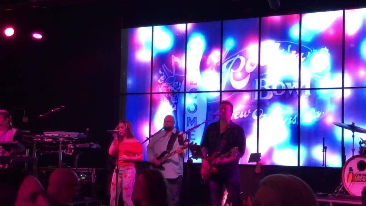 Sugar Shaker at Mid-City Lanes Rock n Bowl!