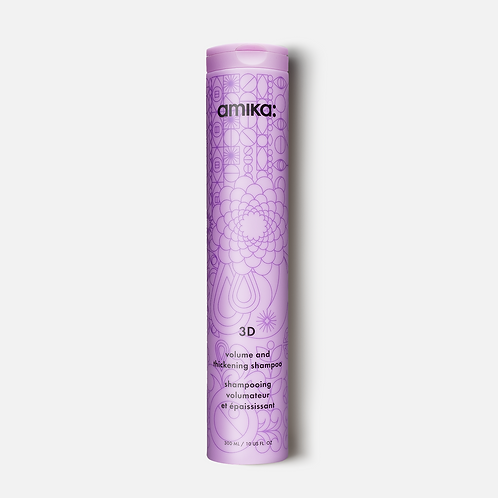 AMIKA - 3D volume + thickening shampoo
