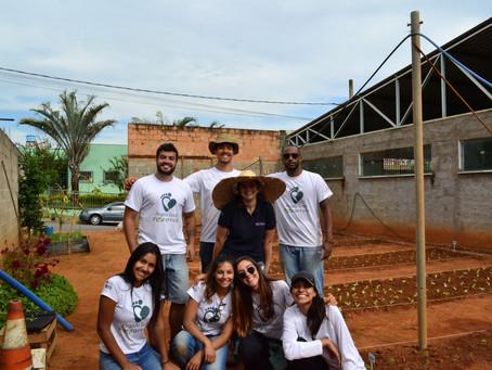 Florarraiá: projeto melhora a qualidade de vida em Instituição Filantrópica