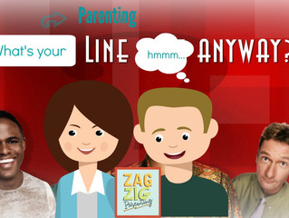 What's Your (Parenting) Line Anyway?