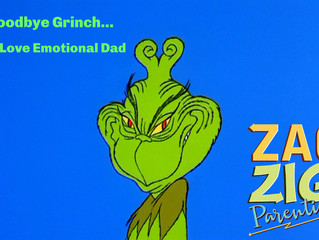 Goodbye Grinch!