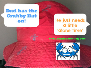 Crabby Hat Communication Curtails Constant Conflicts