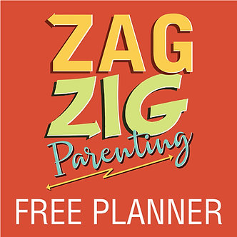 ZagZig Parenting Calendar